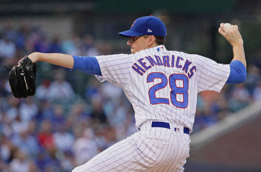Kyle Hendricks / Chicago Cubs (Photo by Jonathan Daniel/Getty Images)