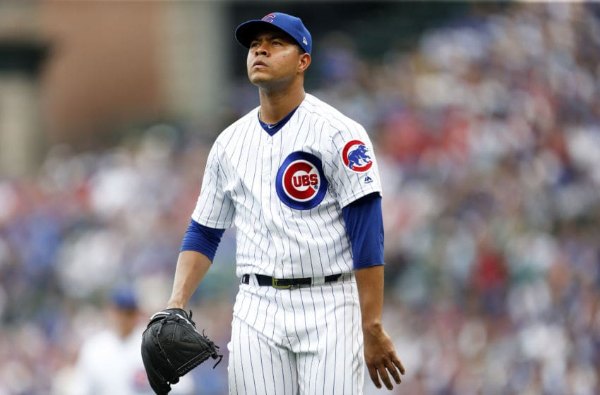 Jose Quintana / Chicago Cubs (Photo by Nuccio DiNuzzo/Getty Images)
