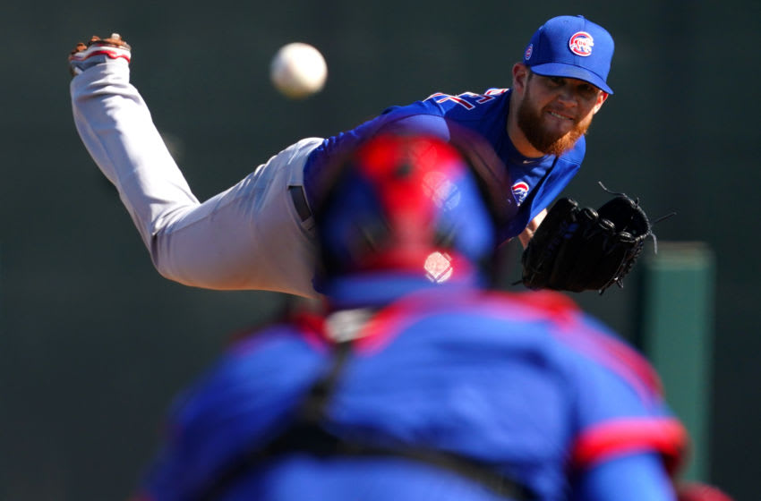 Craig Kimbrel / Chicago Cubs (Photo by Masterpress/Getty Images)