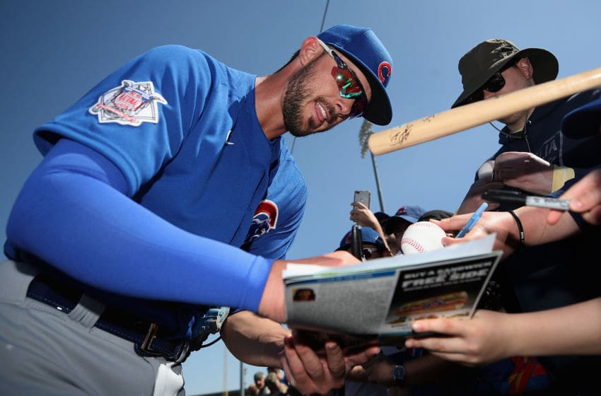 Kris Bryant / Chicago Cubs (Photo by Christian Petersen/Getty Images)
