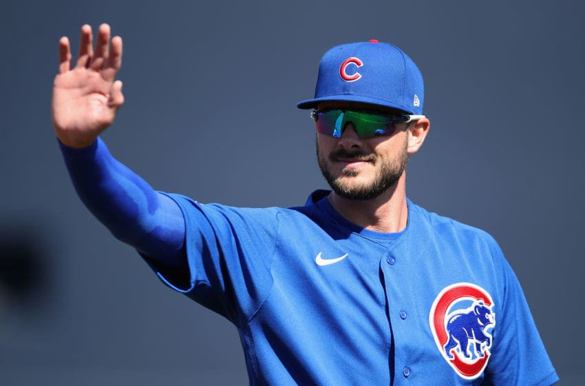 Kris Bryant / Chicago Cubs(Photo by Christian Petersen/Getty Images)