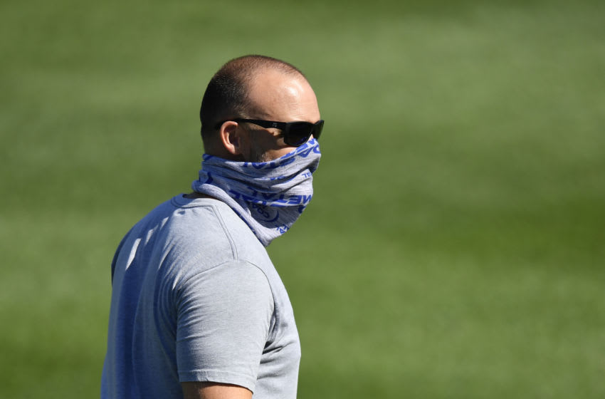 David Ross / Chicago Cubs (Photo by Quinn Harris/Getty Images)