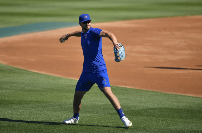 Kris Bryant / Chicago Cubs (Photo by Quinn Harris/Getty Images)