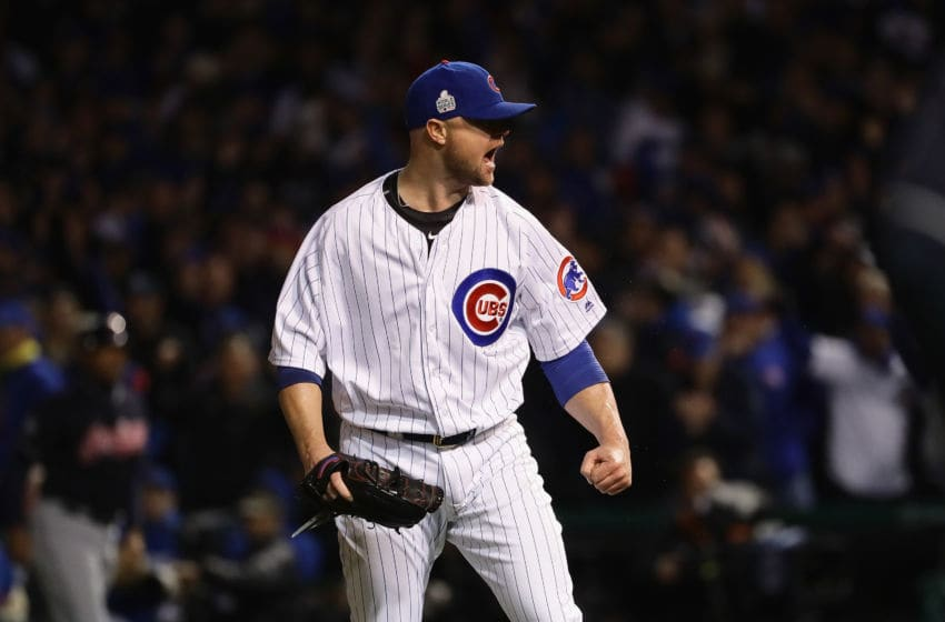 Jon Lester / Chicago Cubs (Photo by Jonathan Daniel/Getty Images)