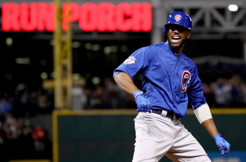 Dexter Fowler / Chicago Cubs (Photo by Ezra Shaw/Getty Images)