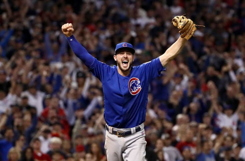 Kris Bryant / Chicago Cubs (Photo by Ezra Shaw/Getty Images)