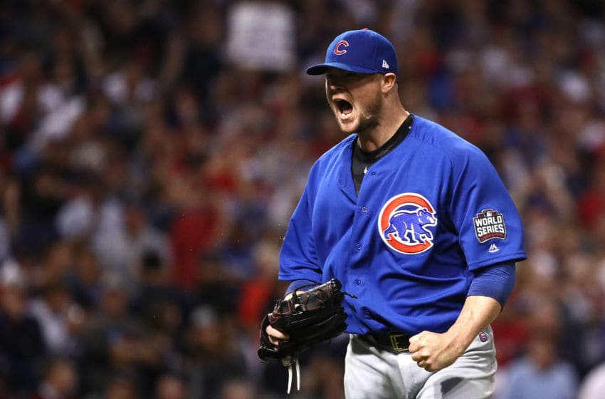 Jon Lester / Chicago Cubs (Photo by Ezra Shaw/Getty Images)