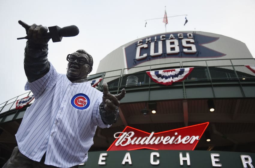 Wrigley Field (Photo by Stacy Revere/Getty Images)