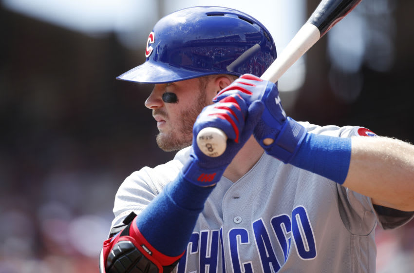Ian Happ,Chicago Cubs (Photo by Joe Robbins/Getty Images)