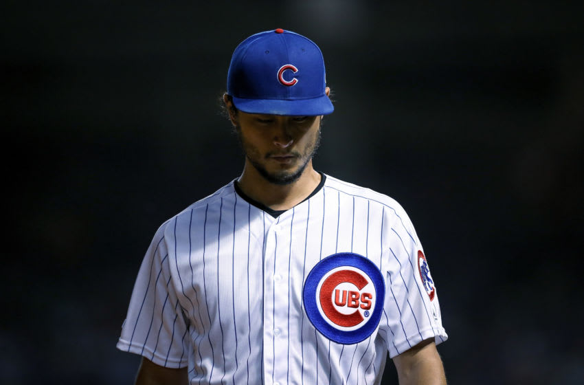 Yu Darvish / Chicago Cubs (Photo by Dylan Buell/Getty Images)