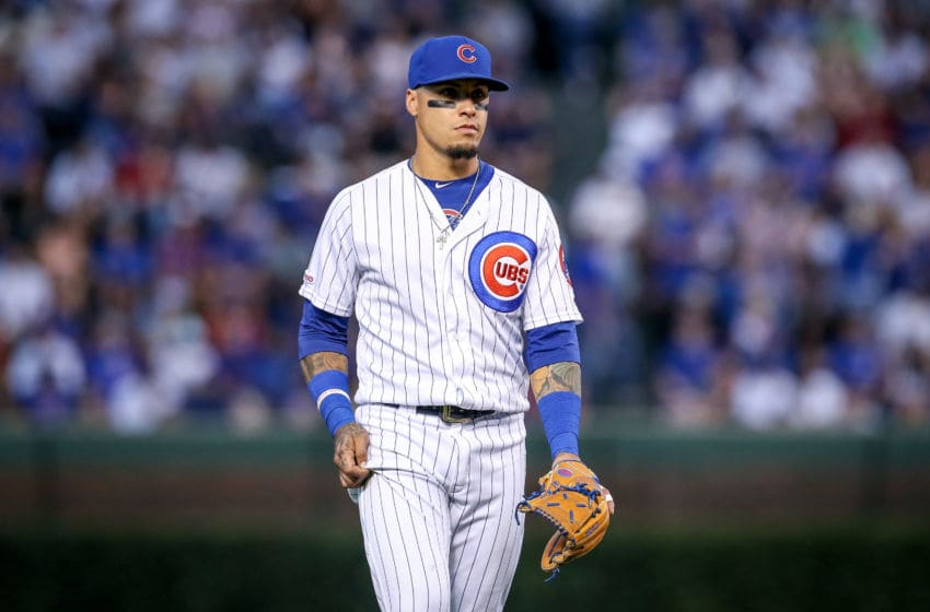 Javier Baez - Chicago Cubs (Photo by Dylan Buell/Getty Images)