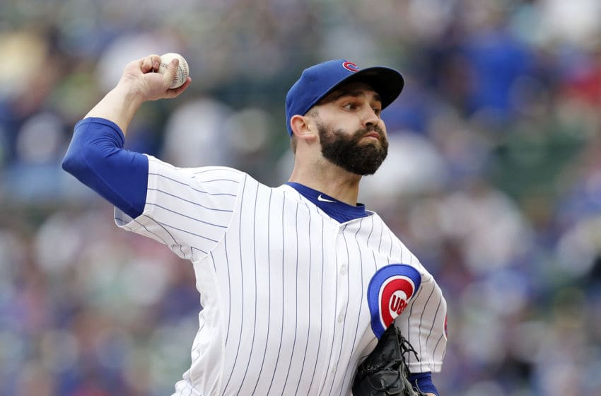 Tyler Chatwood / Chicago Cubs (Photo by Nuccio DiNuzzo/Getty Images)