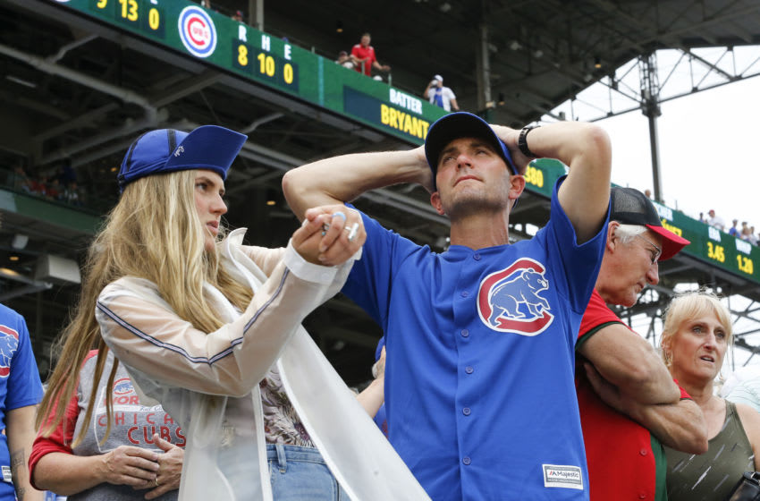 Chicago Cubs, fans (Photo by Nuccio DiNuzzo/Getty Images)