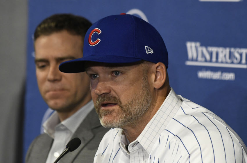 David Ross (Photo by David Banks/Getty Images)