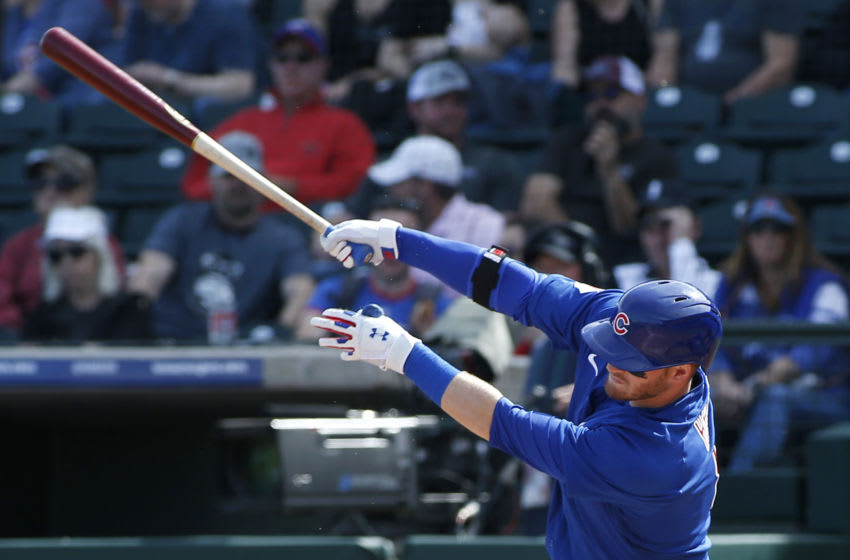 Ian Happ, Chicago Cubs (Photo by Ralph Freso/Getty Images)
