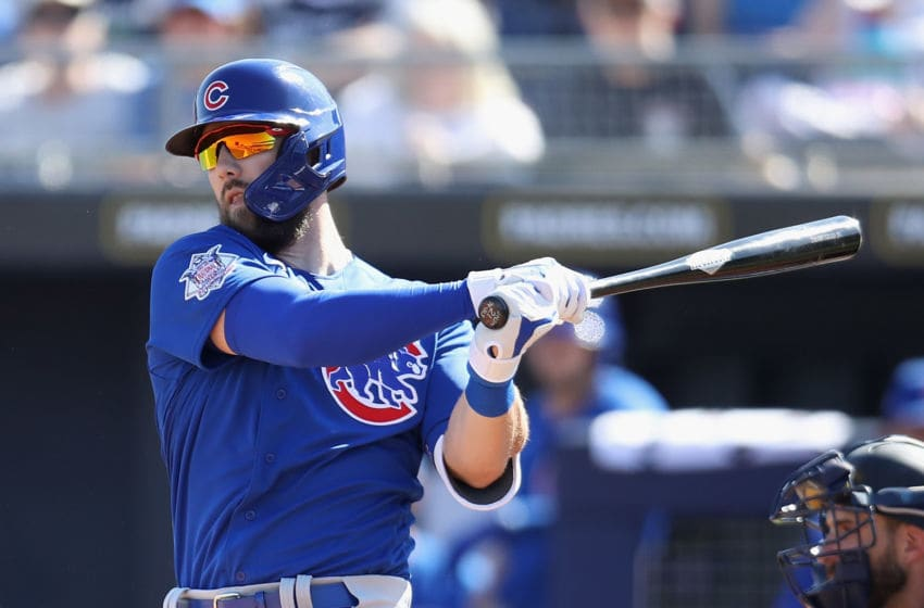 Steven Souza Jr. #21, Chicago Cubs (Photo by Christian Petersen/Getty Images)