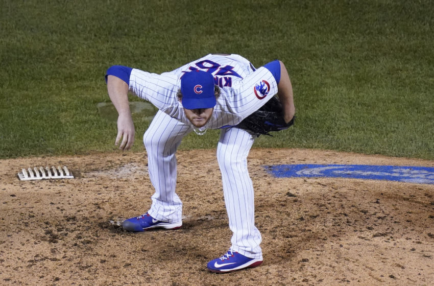 Craig Kimbrel has to step up for the Chicago Cubs. (Photo by Nuccio DiNuzzo/Getty Images)