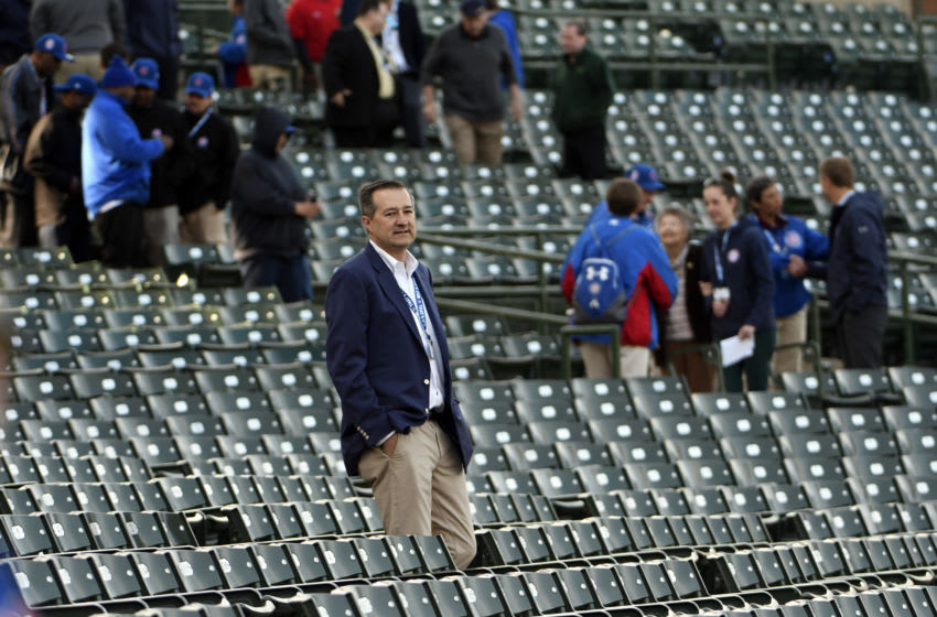 Tom Ricketts (Photo by David Banks/Getty Images)