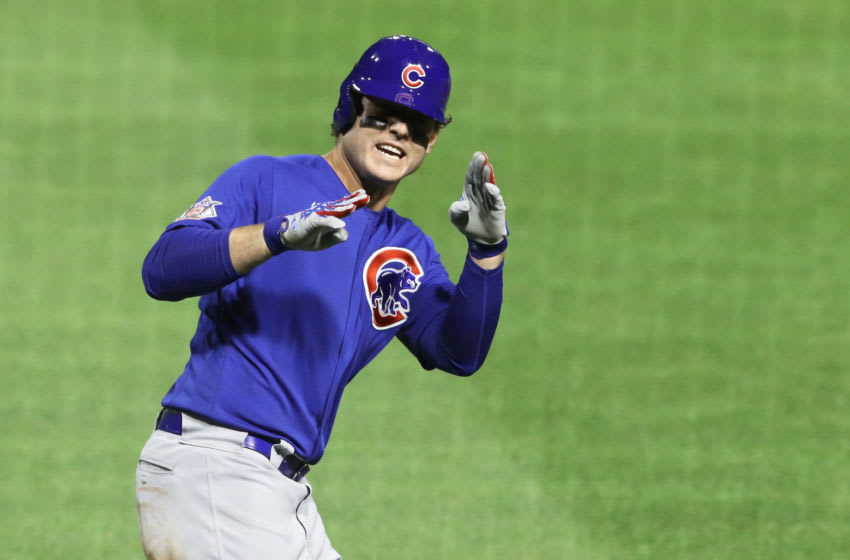 Anthony Rizzo - Mandatory Credit: Charles LeClaire-USA TODAY Sports