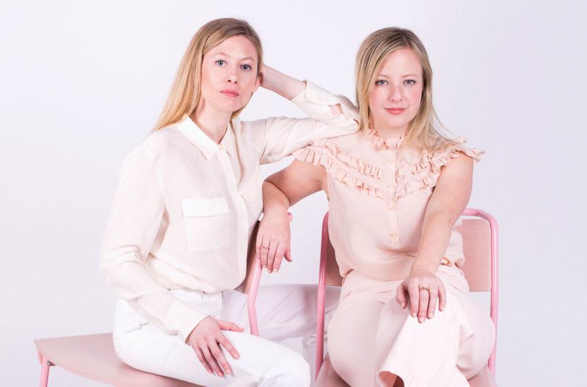 Erica Blumenthal and Nikki Huganir. Photo: Sara Kerens, Yes Way Rose