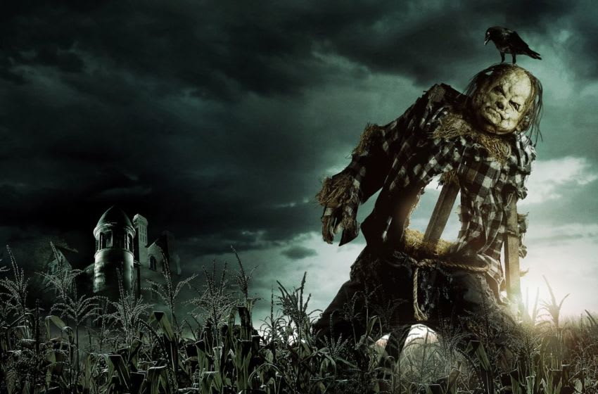 Scary Stories to Tell in the Dark. Image from CBS Films.