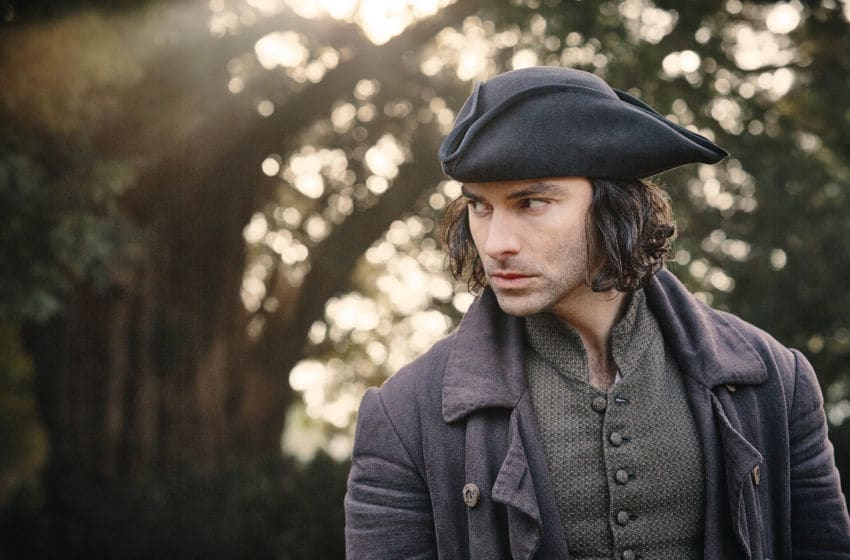 MASTERPIECE Poldark, The Final Season Sundays, September 29 - November 17th at 9pm ET Episode Three Sunday, October 13, 2019; 9-10pm ET on PBS Ross' tenacity in helping Ned bears fruit, but not without cost. Demelza wrestles with how best to equip the community to look after itself, and Morwenna lends herself to the cause and finds new hope. Geoffrey Charles and Cecily's relationship continues to blossom while her father Ralph pursues an arrangement with George, but George's sanity continues to deteriorate and Cary struggles under mounting responsibilities. Shown: Aidan Turner as Ross Poldark Courtesy of Mammoth Screen