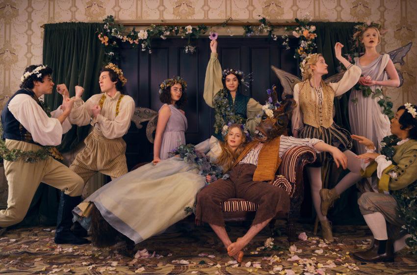 "The cast of ""Dickinson,"" premiering November 1 on Apple TV+.. Image Courtesy Apple TV+"