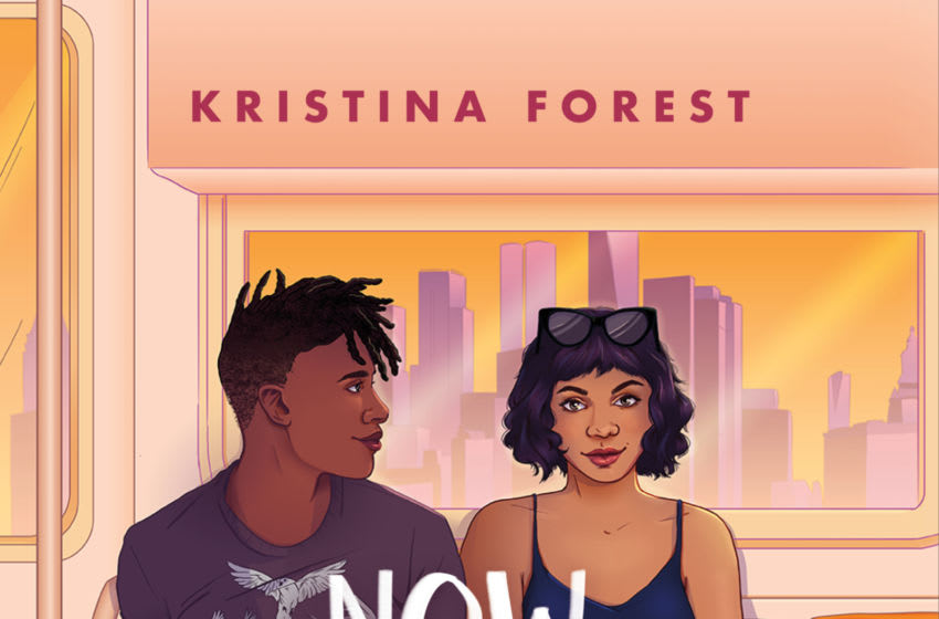 Photo: Now That I've Found You by Kristina Forest.. Image Courtesy Macmillan Publishing Group