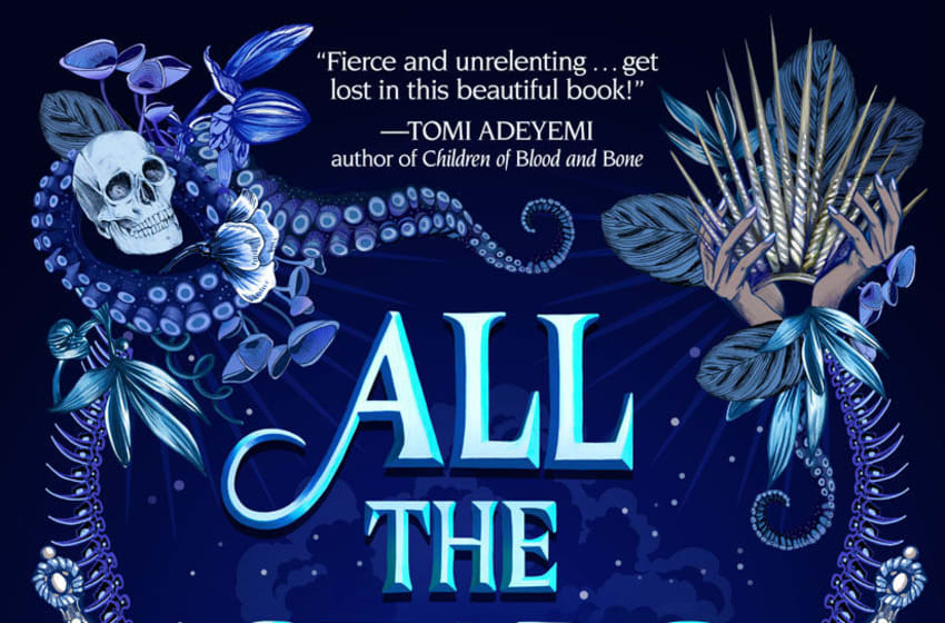 Photo: All The Stars And Teeth by Adalyn Grace.. Image Courtesy Macmillan Publishing Group
