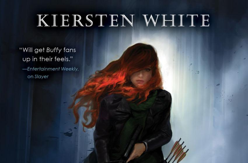Photo: Chosen by Kiersten White.. Image Courtesy Simon & Schuster Children's Publishing