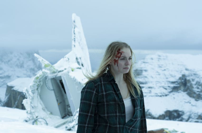 Sophie Turner in Survive. Image Courtesy Quibi, Janis Pipars