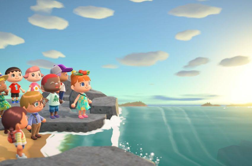Animal Crossing: New Horizons. Image Courtesy Nintendo