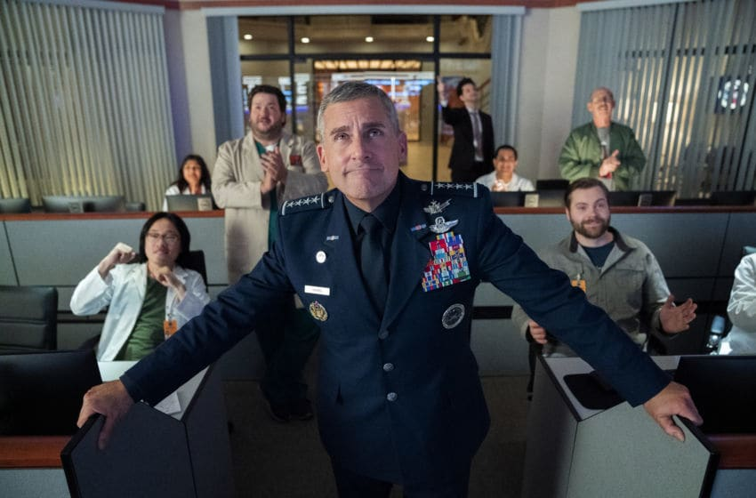 Photo: SPACE FORCE - Season 1 - Courtesy of Aaron Epstein/Netflix