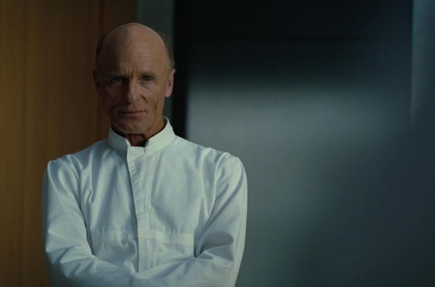 Ed Harris in Westworld Season 3. Photograph courtesy HBO