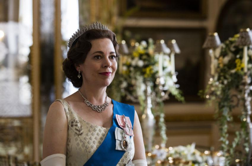 The Crown - Credit: Sophie Mutevelian/Netflix