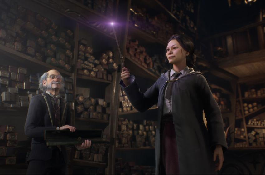 Hogwarts Legacy. Image courtesy Warner Bros. Games