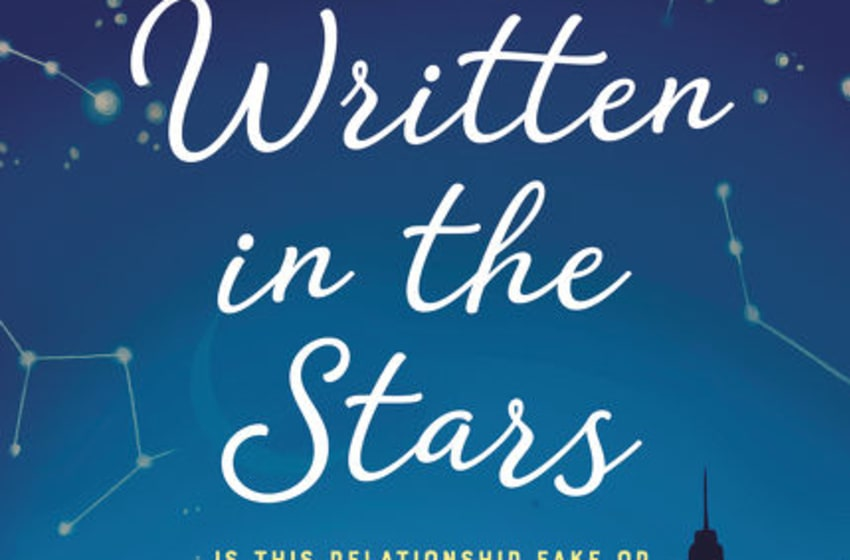 Written in the Stars by Alexandria Bellefleur. Image courtesy HarperCollins Publishers