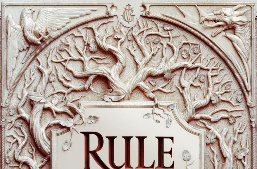 Rule of Wolves by Leigh Bardugo. Image courtesy Macmillan Publishing Group