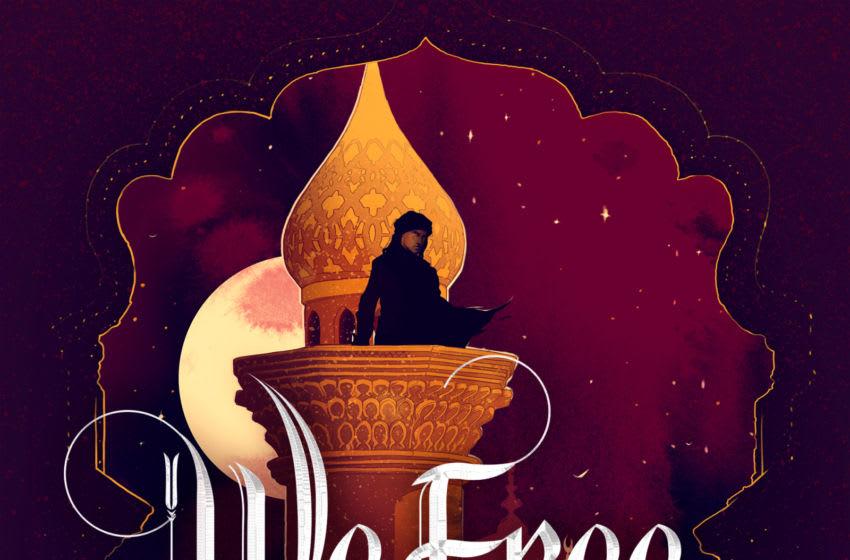 We Free the Stars by Hafsah Faizal. Image courtesy Macmillan Publishing