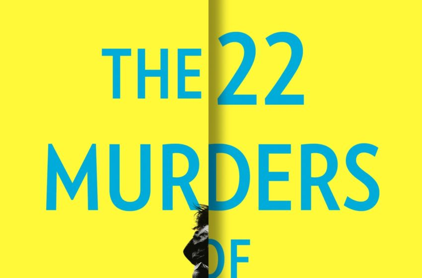 22 Murders of Madison May by Mazzy Barry. Image courtesy Penguin Random House