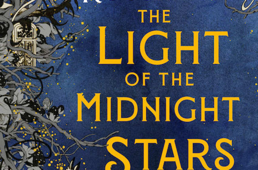 The Light of the Midnight Stars by Rena Rossner. Image courtesy Orbit & Redhook
