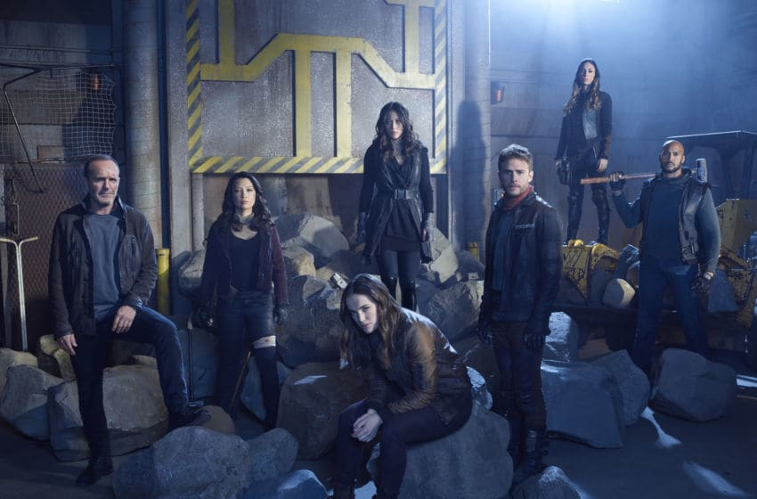 MARVEL'S AGENTS OF S.H.I.E.L.D. - ABCs