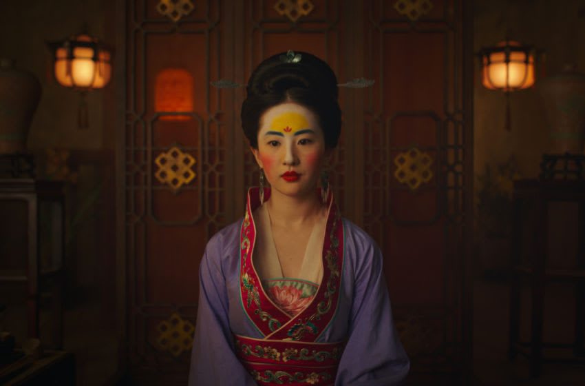 Disney's MULAN Mulan (Yifei Liu) Photo: Film Frame © 2019 Disney Enterprises, Inc. All Rights Reserved.