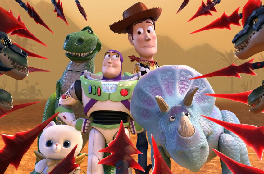 TOY STORY THAT TIME FORGOT - Pixar Animation Studios presents