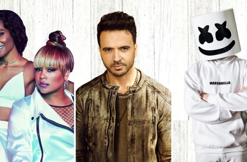 Universal Orlando Resort announces Universal's Mardi Gras 2020 line-up including, Marshmello, TLC and Luis Fonsi, photo provided by Universal Orlando Resort