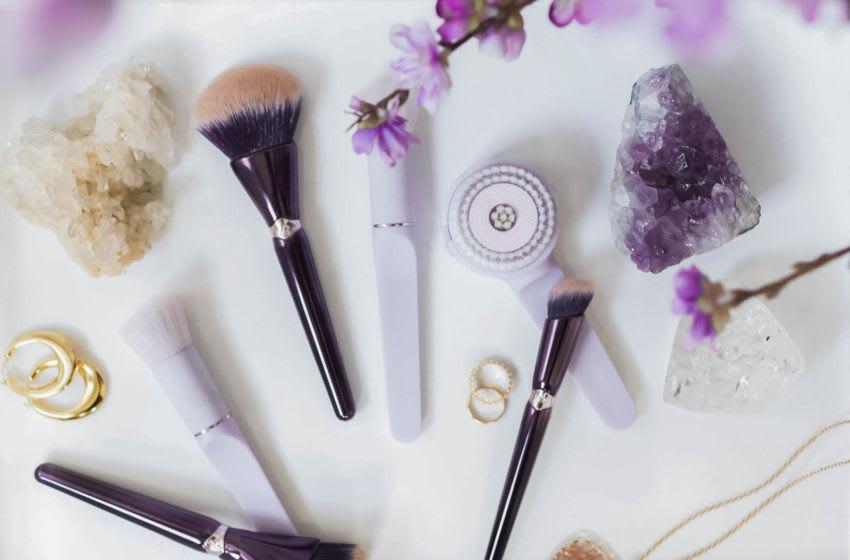 ANISA Beauty's multi-purpose face brushes. Image Courtesy ANISA Beauty