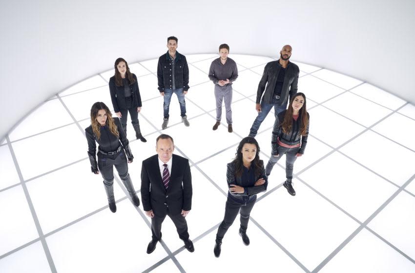MARVEL AGENTS OF S.H.I.E.L.D. - ABC's
