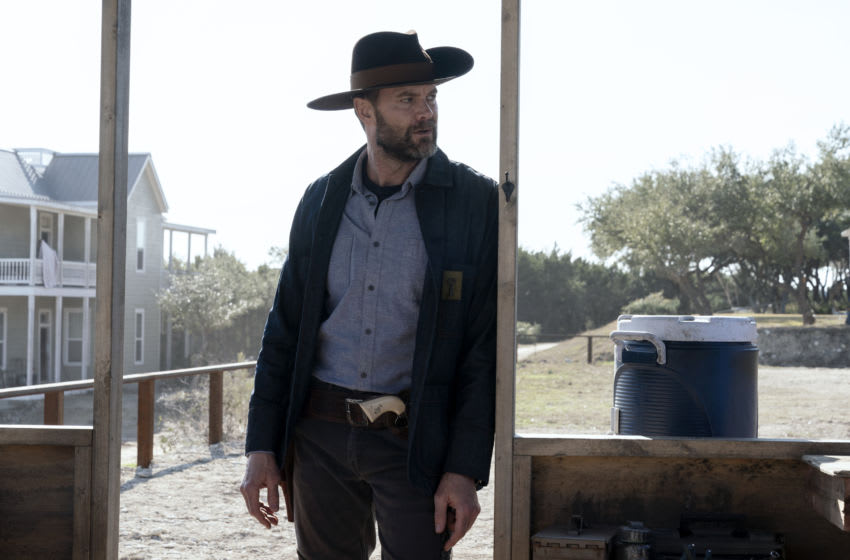 Garret Dillahunt as John Dorie - Fear the Walking Dead _ Season 6 - Photo Credit: Ryan Green/AMC