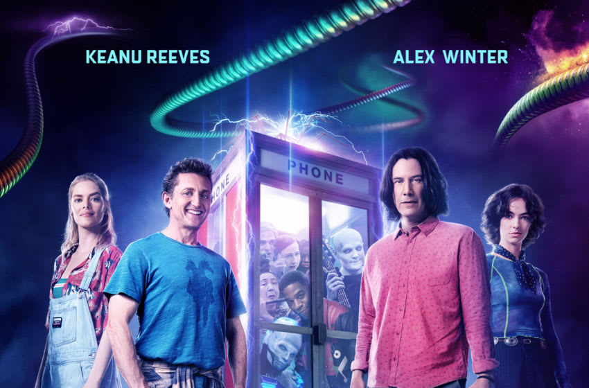 Bill and Ted Face the Music. Image Courtesy Orion Pictures