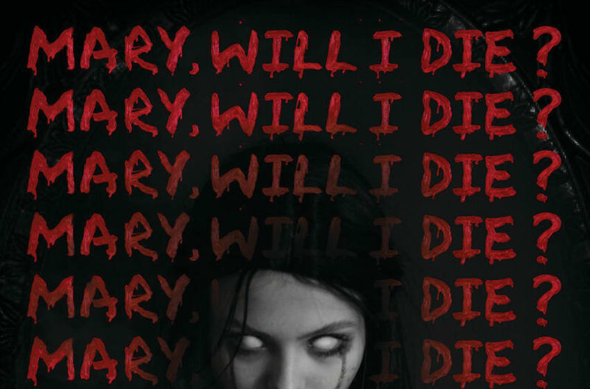Mary, Will I Die by Shawn Sarles